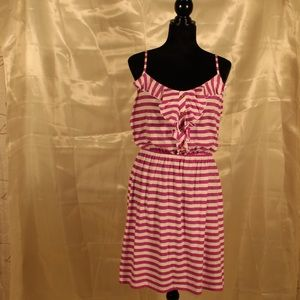 Lily Pulitzer Lilac striped dress